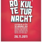 Rote Kulturnacht 2011
