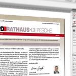 Rathaus-Depesche