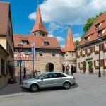 Kirchenvorplatz Kraftshof in Zukunft