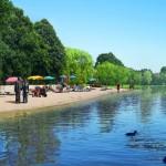 Ideenskizzen zur Umgestaltung des Wöhrder Sees